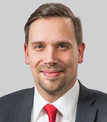 Rainer Conrad, Global Marketing Communication & CRM Manager
